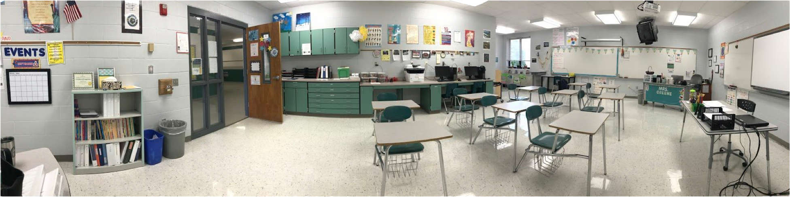 North Carolina Classroom